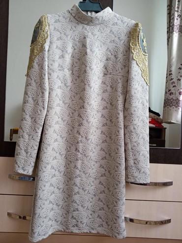 Женская одежда в Кемин: Платье, стильное, хороший пошив, на любое мероприятие