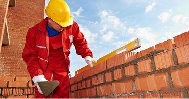 Нужны каменщикиДля кирпича 5 сом 1 штОплата своевременноУсловия работы