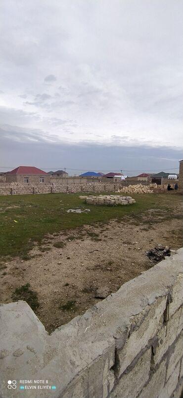 Torpaq sahələrinin satışı 5 sot Tikinti, Mülkiyyətçi
