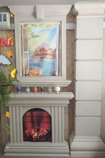 Декоративные изделия из пенополистирола с покрытием. Принимаем заказы