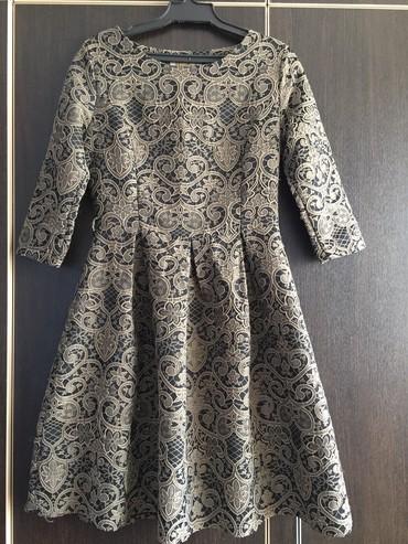 Продаю красивое платье 44-46 размера (s), есть ремень тоненький. 400с в Бишкек