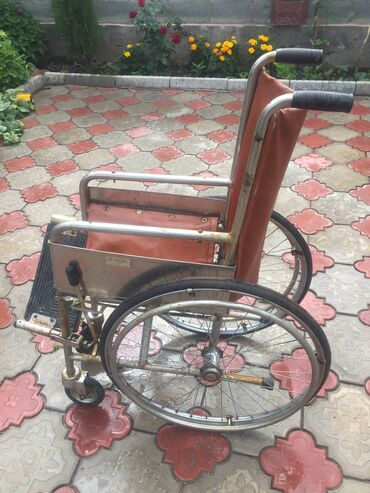 детская коляска складная в Кыргызстан: Кресло коляска складная детская