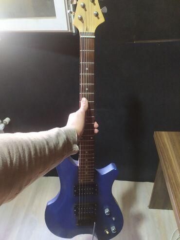 Elektro gitara təcili satılır