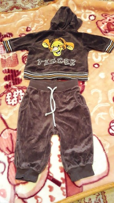 Верхняя одежда в Сокулук: (Сокулук) Костюм велюровый, в отличном состоянии, одевали несколько р