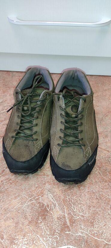 Осеннее-зимние кроссовки. Мимбрана