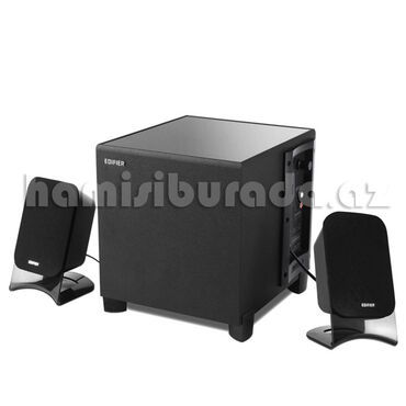 edifier - Azərbaycan: Səs Gücləndirici Edifier Speaker XM3BTBrend edifierİnterfeys: AUX