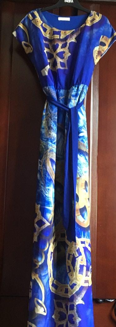 Платье 36 размер,Турция.Надето 1раз. в Бишкек