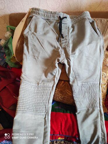 Джинсы - Бишкек: Отличное состояние,zara мен 32 размер