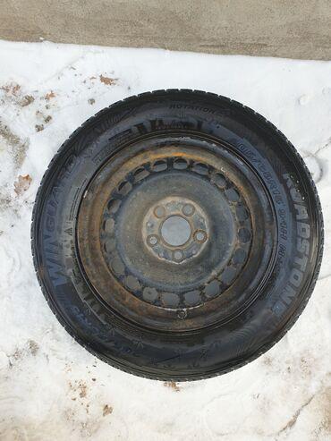 диски на w211 в Кыргызстан: Mercedes Benz/w210/w124/w211/e320/e270/R15/зимние шины/диски