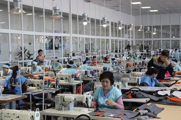 Требуется Заказчик в швейный цех (ул. в Бишкек