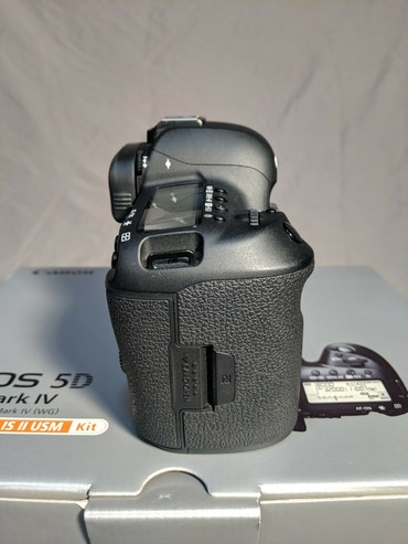 Canon EOS 5D Mark IV σε Astros