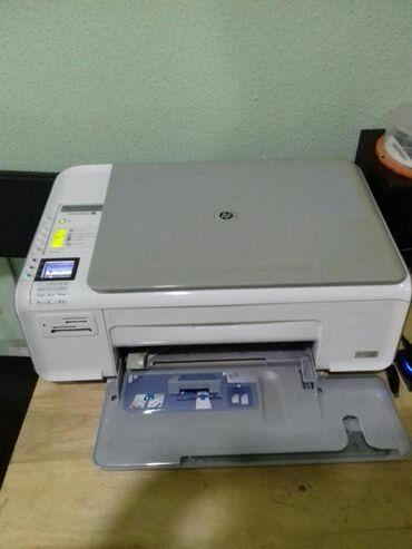 термотрансферный-принтер-этикеток в Кант: Срочно продаётся принтер HP photosmart c3183. 3/1. Состояние хорошое