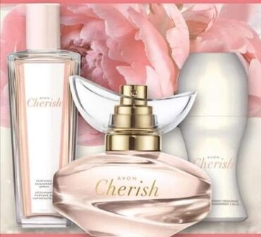 Cheri - Srbija: CHERISH SET PARFEM 50ML PARFIMISANI SPREJ 75ML ROLL ON