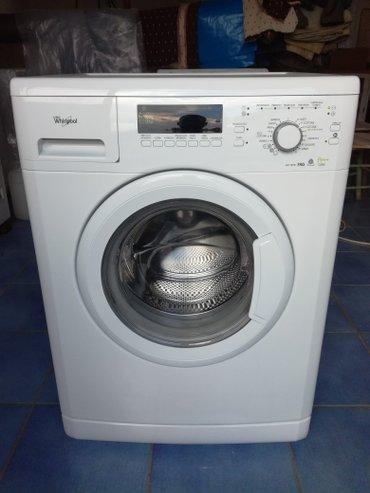 Frontalno Automatska Mašina za pranje Whirlpool 7 kg. - Krusevac