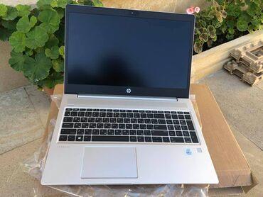 hp notebook azerbaycan - Azərbaycan: Teze karopkada HP PROBOOK Core i7 10 cu nesil 2020 ci il model ekran