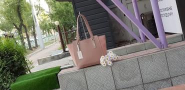 сумки по низким ценам в Кыргызстан: Большая, вместительная сумочка от David Jones. Магазин сумок