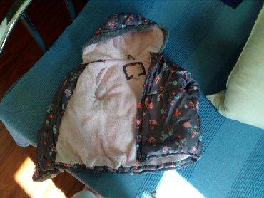 Dečija odeća i obuća - Razanj: Jakna od 2-3 god.bez ostecenja,sa rukavicama,veoma topla