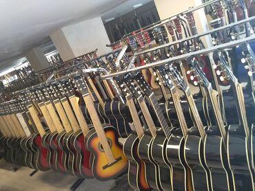 Klassik gitaralar 4/4 ölçüdə RK MUSİC STORE de