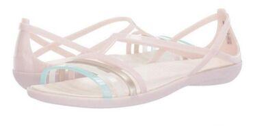 В наличии мега удобные сандали от CrocsОригинал 100%,размеры 36.5