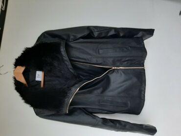 Bordo torbica - Srbija: Defacto kozna jakna