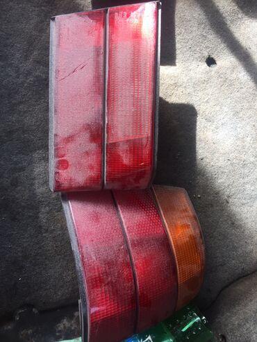 Автозапчасти и аксессуары - Токмок: Комплект задних фонарей на бмв е34