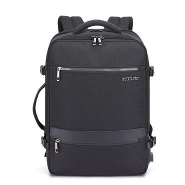 чёрная-сумка в Кыргызстан: Дорожный рюкзак чемодан Arctic Hunter B00350 (32л)