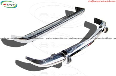 BMW 2002 year (1968-1971) bumper stainless steel in Banepa - photo 2