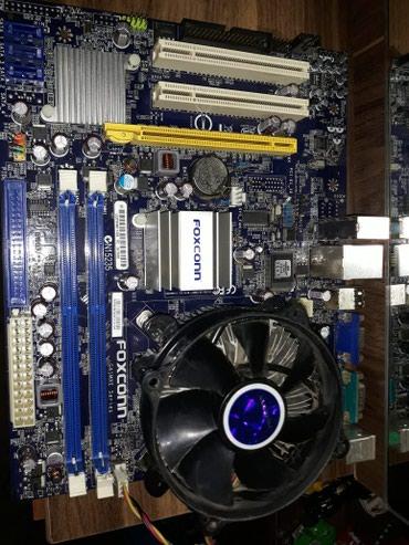 Bakı şəhərində DDR 3 Ana plata +k