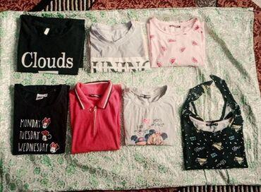aveo t в Кыргызстан: Распродажа футболок всё по 50Внимание каждая футболка 50сом Не