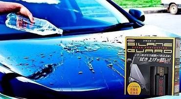 Жидкое стекло! Ухоженное наполированное авто всегда выглядит престижно