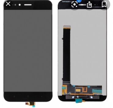 xiaomi mi 4i в Азербайджан: Xiaomi mi A1 ekran teze