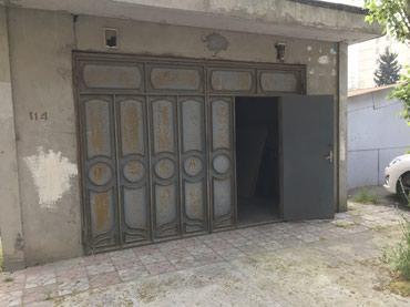 Покупка, продажа гаражей в Азербайджан: Qaraj iki hörgülü tikilib.Damın üstünə təzə panel və tol çəkilib.Qaraj