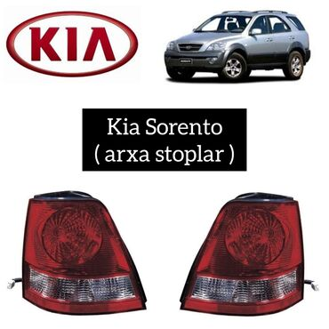Kia Sorento - arxa stop----Kia Sorento ucun istediyiniz ehtiyyat