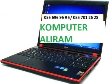 Bakı şəhərində Komputer ALIRIQ (Hem ISLEK Hem XARAB)