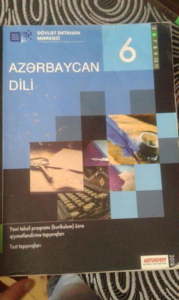 - Azərbaycan: 6 sinif azərbaycan dili dim