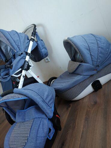 москитная сетка бишкек в Кыргызстан: Польская коляска 3 в 1. Adamex.Пользовались мало, аккуратно.коляска