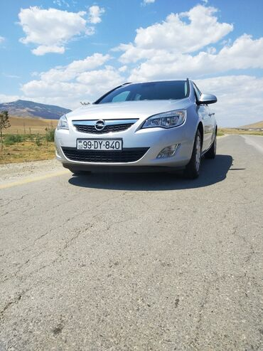 Opel Azərbaycanda: Opel Astra OPC 1.4 l. 2011 | 164000 km