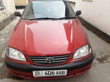 прицепы для легковых автомобилей цена в Кыргызстан: Toyota Avensis 1.8 л. 2002 | 120000 км