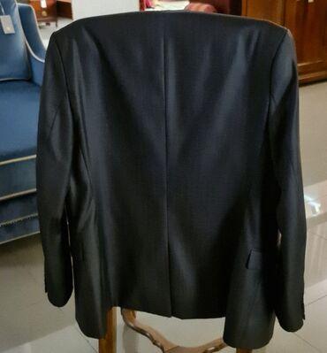 Костюм (без брюк) мужской, размер 48 в идеальном состоянии
