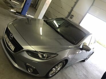Mazda Azərbaycanda: Mazda 3 1.5 l. 2014 | 210000 km