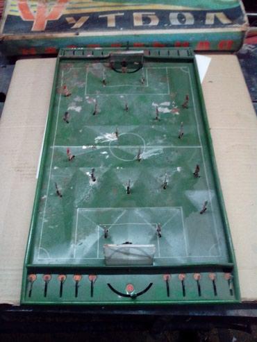 Настольная игра футбол в Бишкек