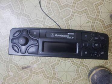 Автоэлектроника - Кыргызстан: Магнитола на mercedes c-class w203 есть AUX