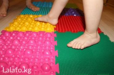 Детский ортопедический коврик! всем в Бишкек