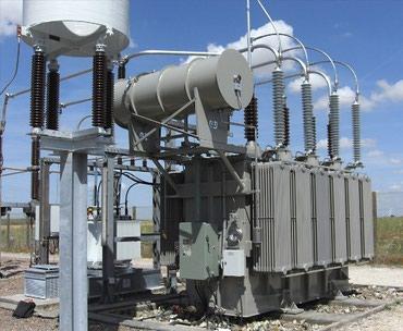 Ремонт, установка трансформаторов, в Бишкек