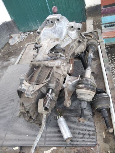 армейский термос в Кыргызстан: Audi c4 ;A6 2.6коробка механическая 5ступка привозн.(беговой) очень