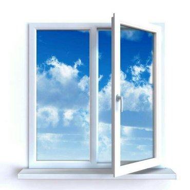 Пластиковые окона и двери.  Самовывоз: в Кок-Ой