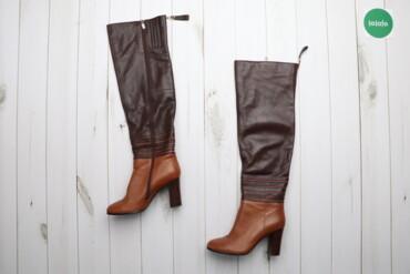 Женская обувь - Украина: Жіночі черевики Bigrope, р. 38    Довжина підошви: 24 см Висота підбор