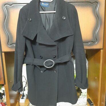 Zenska kapa - Srbija: Zenski Bramy kaput,proizveden u Srbiji jako kvalitetan i topao. Nosen