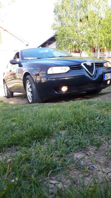Alfa romeo 4c 1 7 tct - Srbija: Alfa Romeo 156 1.9 l. 2001 | 223574 km