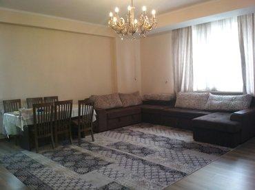 Сдаю 3-х комнатную элитку тоголок молдо/токтогула. со всеми условиями. в Бишкек
